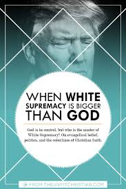 If white and Black Christians pray to the same God history makes us question who