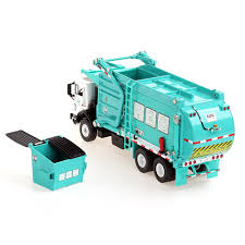 100 First Gear Garbage Truck Amazoncom KDW 143 Scale Diecast Recycling Toys For