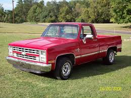 1986 Chevrolet Silverado 1500 Regular Cab I Had A Beat Up Version Of ...