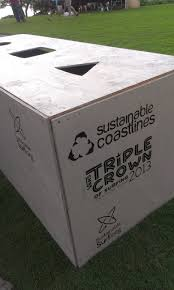 100 Triple Crown Trucking Aloha Aina Recycling At Kaelepulu Elementary