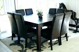 Dining Table Seats 8 Square Room Inspirational Round Kitchen Large