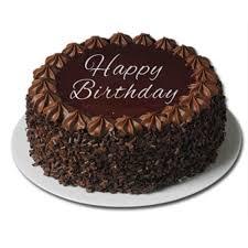 chocolate ganache Inspirational Quotes About Friendship Happy Birthday Choco Cake