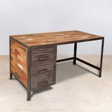 bureau bois bureau en mtal beautiful casier pour meuble henry casier