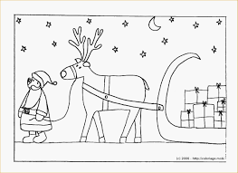 Pere Noel Dessin Simple Excellent 30 Image Traineau Pere Noel