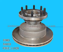 100 Ford Truck Parts Oem FORD TRUCK Brake Disc F5UA1102PA OEM Number F5UA1102PA Dongying
