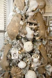 Easy DIY And Ideas For A Rustic Farmhouse Christmas Tree Mantel Full Of Great Neutral Decor Plus FREE Printable Gift Tags