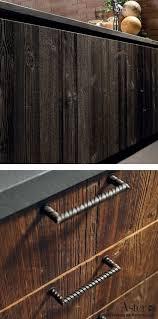 meuble de cuisine bois massif meuble cuisine en bois brut cuisine moderne et bois de