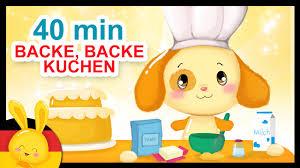 backe backe kuchen kinderlieder titounis