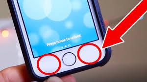 SECRET iPHONE BUTTON Life Hacks