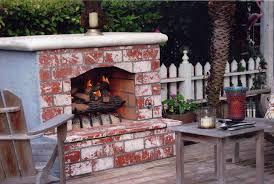 Download Outdoor Brick Fireplace Designs