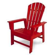 Polywood Folding Adirondack Chairs by Polywood Adirondack Chair Ebay
