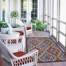 Decoration Waterproof Outdoor Rugs Indoor Outdoor Rugs