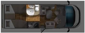sanitärbereich im wohnmobil grundrisse im vergleich