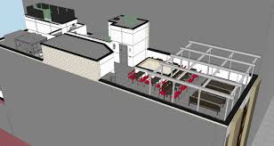 100 Five Story New York ChickfilA To Open Restaurant With Rooftop