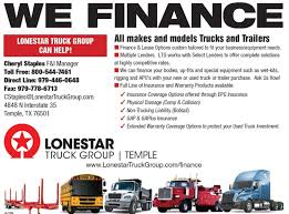 100 All Line Truck Sales Lonestar Group Inventory