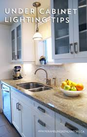 kitchen cabinet lighting wiring uk accent ideas counter