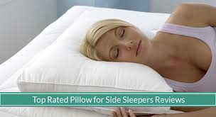 Best Pillow for Side Sleepers Top Picks & Reviews