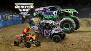 100 Monster Truck Show Miami Jam Returns To Tampa At Amalie Arena With Two S On