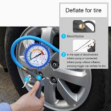Tire Inflator Pressure Gauge Air Flexible Rubber Hose Car Truck ... Tire Inflator From Northern Tool Equipment 2018 Car Truck Tyre Tire Air Inflator Pump Hose Pssure Meter Gauge Digital Compressor Deko For Suv Motor 6mm Brass Valve Connector Clipon Epauto 12v Dc Portable By Cheap Find Deals On Line At 12volt 150 Psi Compact Mini Inflatorsuperpow Auto 100psi Inflators Or China Jqiao Auto Audew