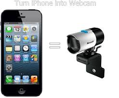 Tutorial] How to Use your iPhone Camera as a Webcam