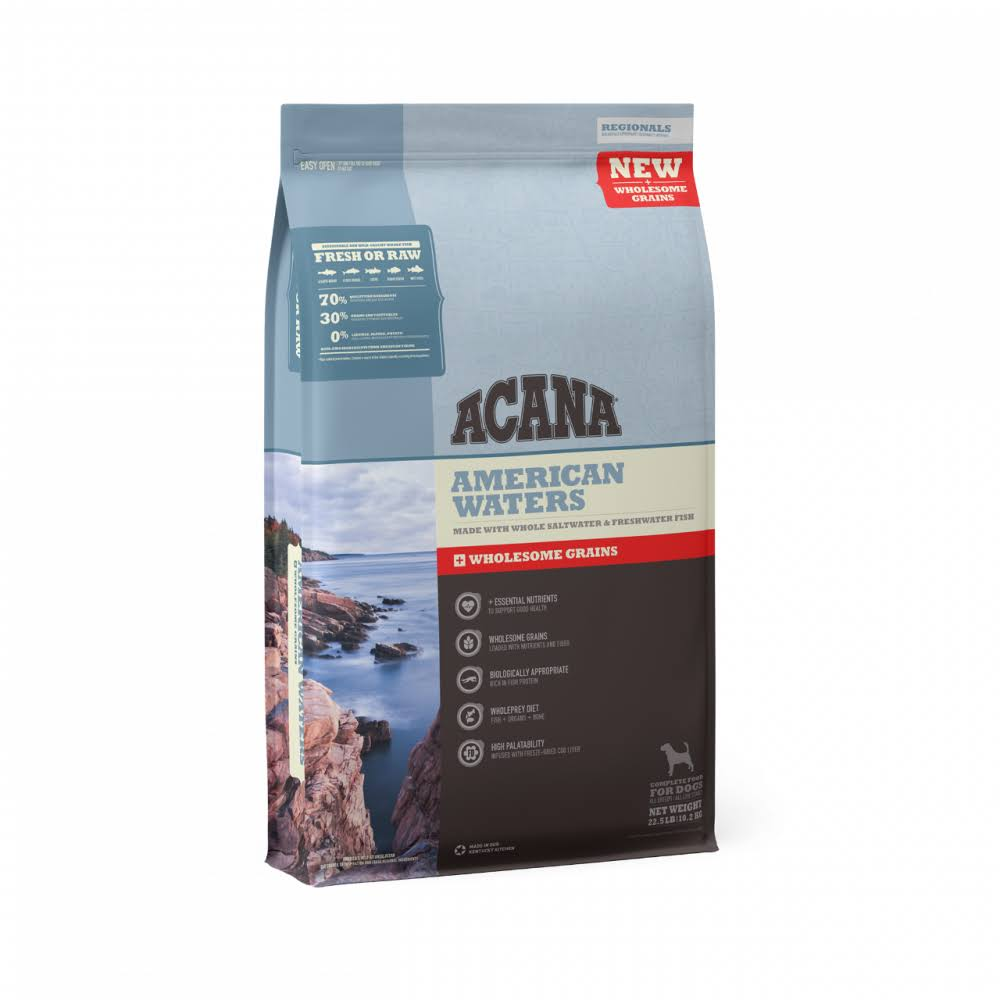 ACANA Regionals American Waters + Wholesome Grains Dry Dog Food 11.5lb