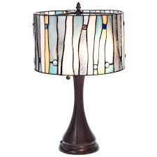 Qvc Tiffany Lamps Uk by Stained Glass Table Lamp Collections Coastal Cracker Barrel