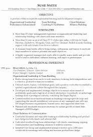 Resume For Team Leader In Bpo Leadership Examples