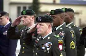 Technically They Are The U S Army Special Forces As Opposed To Of Other Countries Many Which Also Wear Green Berets