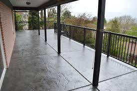 lightweight concrete decks gallery boyd s custom patios