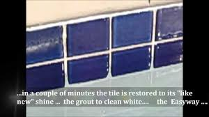 easyway tile grout cleaner mgm pool tile demo