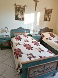 voglauer bauernschlafzimmer anno 1800 grün fichte bemalt