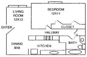 One Bedroom Apartments Denton Tx by Village East Denton Tx Apartment Finder