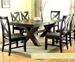 Walmart Dining Room Sets Table Set Extraordinary Chair Design