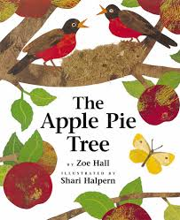 Christmas Tree Books For Preschoolers by The Apple Pie Tree Zoe Hall Shari Halpern 9780590623827 Amazon