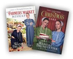 Farmers Market Mishap Lopsided Christmas Cake 2 Pack