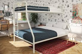 Wal Mart Bunk Beds by Bedroom Metal Bunk Beds Twin Over Full Walmart Bunk Beds With