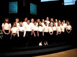 elementary chorus sing a ling a ling youtube