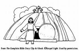 Coloring Pages Jesus Death Images Gallery
