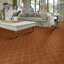 Caress Carpet Living Room Delaine Color Designed By Shaw Floors Via Stylyze