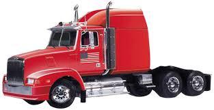 Amazon.com: Italeri 553874 1/24 Western Star Constellation Truck ...