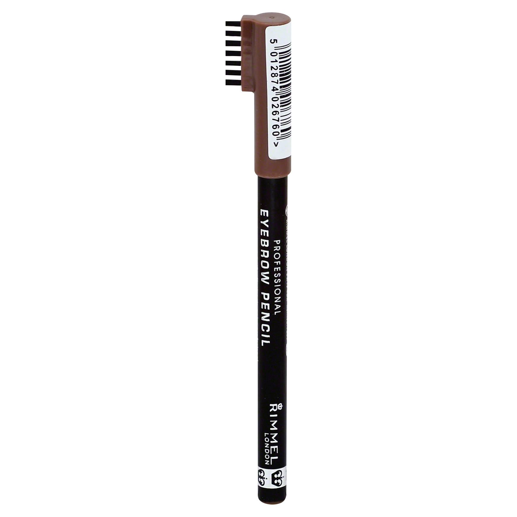 Rimmel London Professional Eyebrow Pencil - 002 Hazel, 1.4g