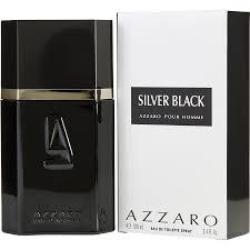 azzaro silver black eau de toilette fragrancenet