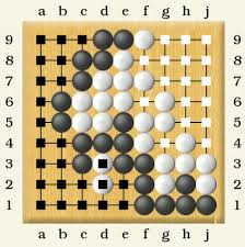 Scoring This 9x9 Board