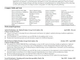 Technical Writer Resume Examples Download By Sample