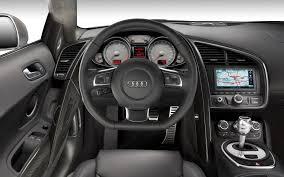 Audi R8 Interior Wallpaper