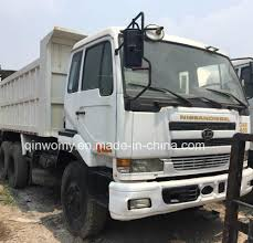 China 10wheeler Used Nissan Ud Cargo Truck For Djibouti Photos ...