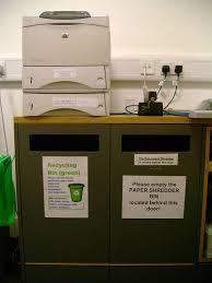 recyclage papier bureau gérer le papier durablement en entreprise collectivité durablement