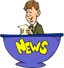 28 Collection Of News Anchor Clipart