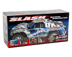 100 Best Rc Short Course Truck Traxxas Slash 110 RTR Electric 2WD Red