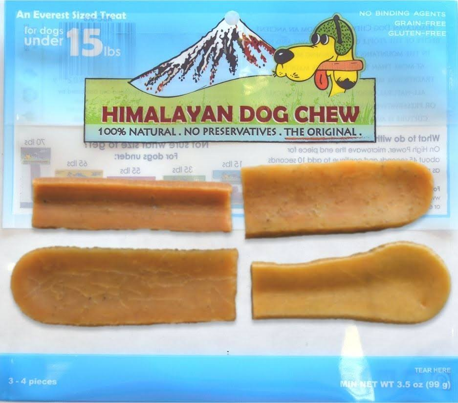 Himalayan Dog Chew, Medium - 2.5 oz total